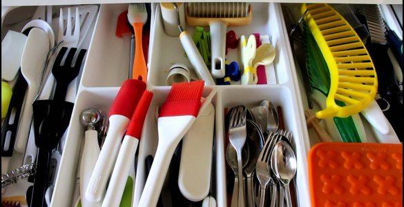 Пластик на кухне: типы и предназначение